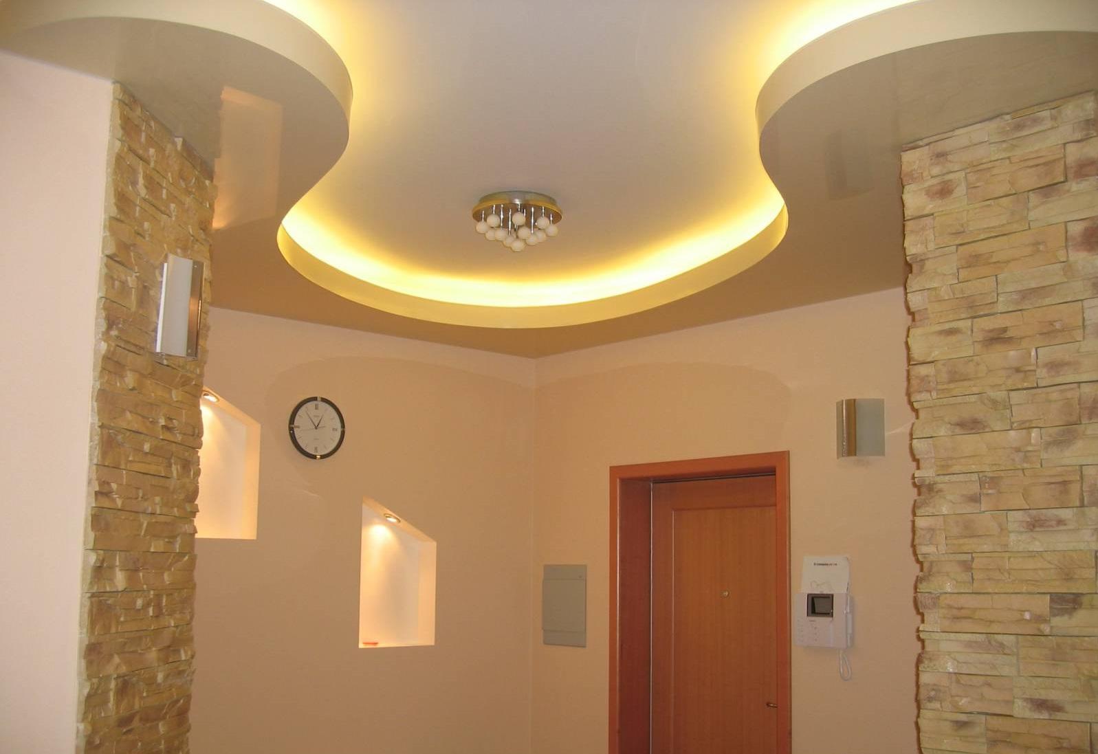 Потолки фото дизайн потолков в квартире